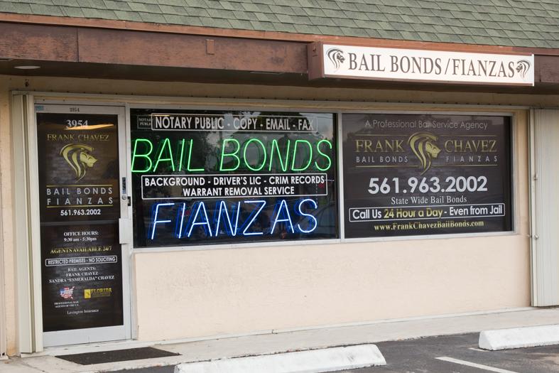 Bail Bonds Palm Beach
