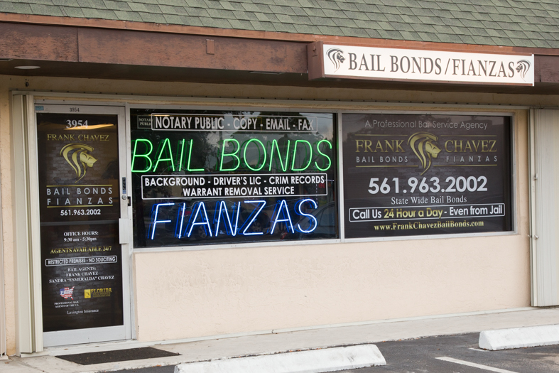 Top Rated Palm Beach Bail Bonds Company
