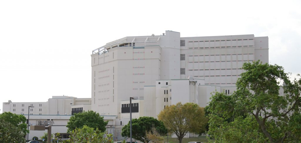 West Palm Beach Main Jail